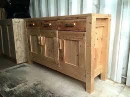 pallet kitchen cabinets pallet cabinet unit diy pallet cabinets