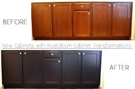 home depot rustoleum cabinet paint cabinet refinishing cabinet transformations