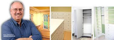closet organizer systems. Eric-Dworianyn Closet Organizer Systems