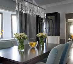 dining room crystal lighting best dining room crystal lighting
