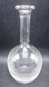 cut glass decanter baccarat large cut glass decanter pattern cut glass decanter patterns