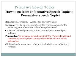 persuasive speech ppt  13 persuasive speech topics
