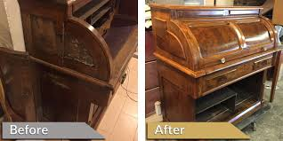 Antique Restoration Serving Chicago and the Northshore