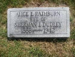 Alice Elma Rathburn Dudley (1888-1942) - Find A Grave Memorial