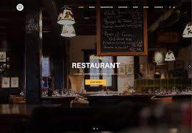 Wp Restaurant Themes Top 10 Best Restaurant Wordpress Themes 2018 Thimpress