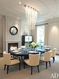 Modern Classic Dining Room Minimalist