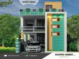 house plan tamilnadustyle3dhouseelevationdesign 1024x768 indian