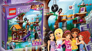 Lego Friends Christmas Tree PromotionShop For Promotional Lego Friends Lego Treehouse