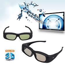 Excelvan G05 Ir Super Universal 3d Active Shutter Glasses