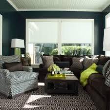 chocolate brown living room furniture. transitional living room with chocolate brown sectional furniture i