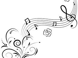 37 Music Coloring Pages Free 36 Best Images About Music Colouring