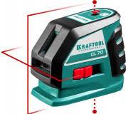 <b>Лазерный</b> уровень <b>KRAFTOOL CL</b>-70 #2 [34660-2] купить в ...