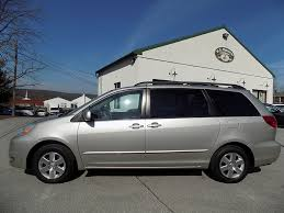 2004 Used Toyota Sienna 5dr XLE FWD at HG Motorcar Corporation ...