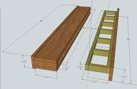 Making Floating Shelves Ana White Barn Beam Floating Shelf DIY Projects 61