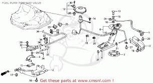 honda civic 1988 j 3dr std ka kl fuel pump two way valve buy view large image