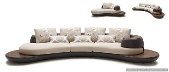 ... Sofa Unique Layout Unique Contemporary Modern Sectional Sofa Curved  Sleeper ...
