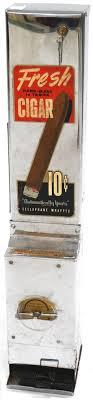 Cigar Vending Machine Inspiration 48th Century Spiral Cigar Trade Stimulator 4848 My Coin Op
