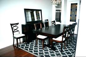 rug under dining table round rugs under dining table rug rug under dining table