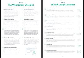 Design System Checklist Ux Checklists How To Tailor Them To Your Needs Ux Collective