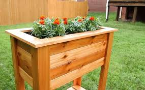 how to build raised planter boxes in 7