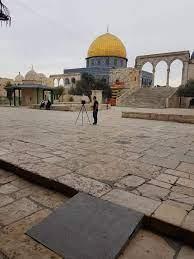 الاحتلال ينفذ أعمال مسح في المسجد الأقصى
