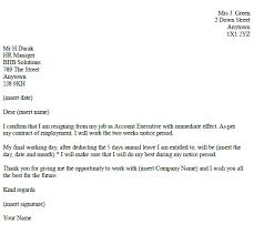 company director resignation letter  executive resignation letter    executive resignation letter examples