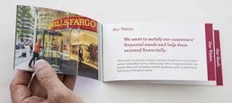 Vision Values Goals Wells Fargo