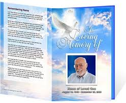 funeral pamphlet best photos of funeral program covers free funeral program