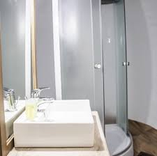 Image result for bathroom in bubble tent