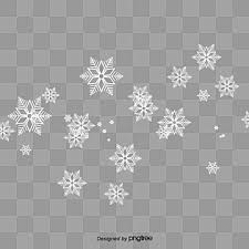 snowflakes png vector psd and