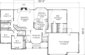 main floor plan 77 299