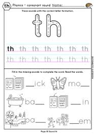 Color the pictures that begin with the letters qu. Phonics Zz Qu Ch Sh Th Ng Worksheets By Koodlesch Tpt