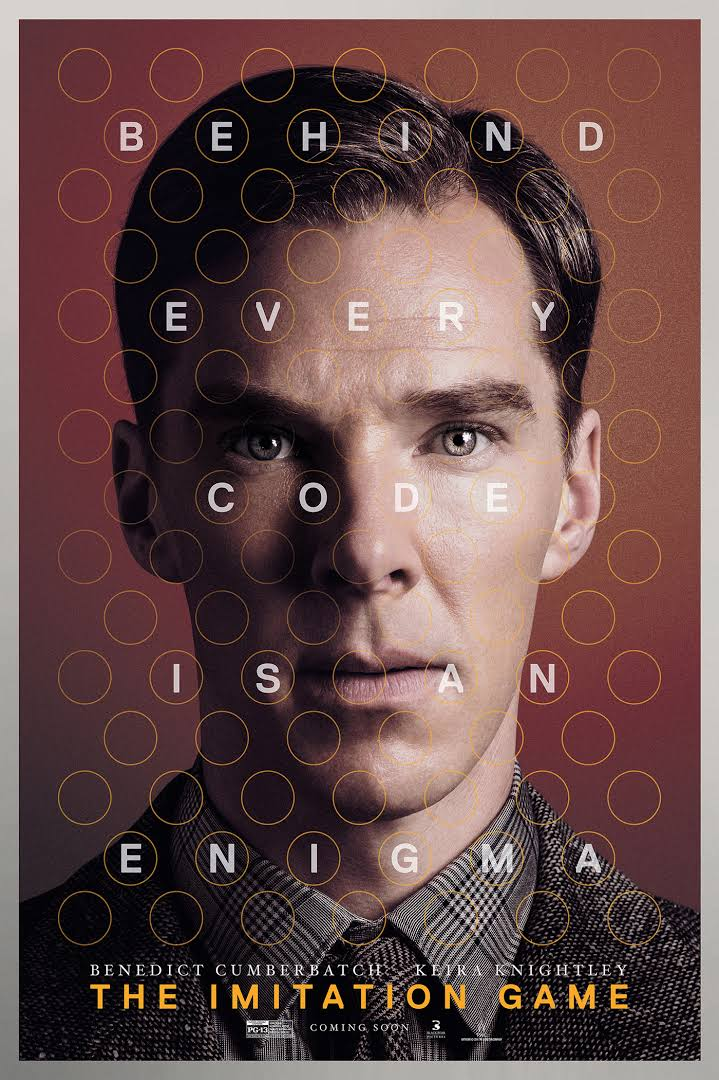 Affiche film Imitation game