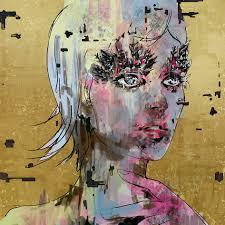 details about di capri original oil painting canvas contemporary modern art commission 10