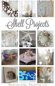 Diy Project 350 Best Shell Crafts Images On Pinterest