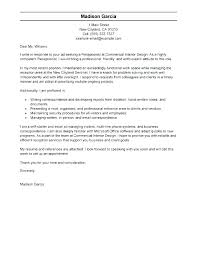 Cover Letter Template For Email Resumes And Cover Letters Quick