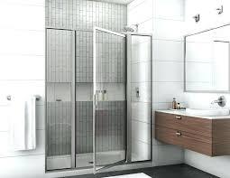 various how to install glass shower door hinges how to install glass shower door hinges custom