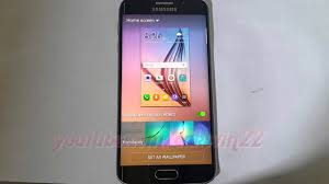 Android Lollipop How to change home screen wallpaper on Samsung