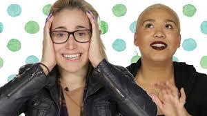 Lesbian first time teen