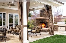 exterior drapes. outdoor patio curtains exterior drapes