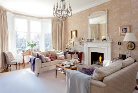 Period Living Room An Edwardian Home In Glasgow Period Living