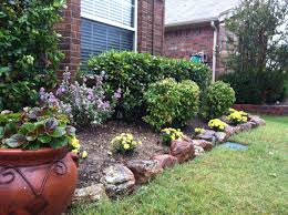 Small Picture Landscaping ideas for front yard with rocks bathroom design 2017