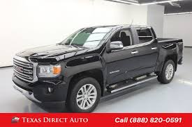 GMC Canyon for Sale in Houston, TX 77002 - Autotrader