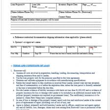 Microsoft Office Contract Template Free Loan Agreement Template Microsoft Picture Free