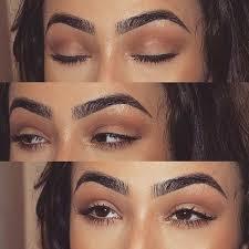 everyday neutral makeup idea