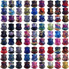 HCMY <b>Multifunctional Magic</b> Scarf Outdoor Headwear Bandana ...