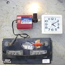 Easy Test Of Battery Amp Hours Capacity 5 Steps With Pictures