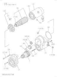 Isuzu 4le1 diesel engine wiring diagram and fuse box