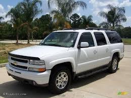 2005 Summit White Chevrolet Suburban 1500 Z71 #11264410 Photo #7 ...