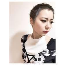 ボウズなベリーショート女子 ショートヘア Short Hair2019
